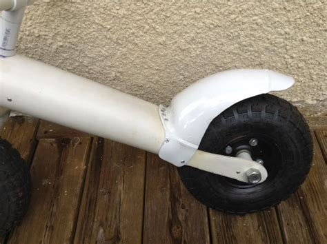 Upcycle Us Pvc Pipes Upcycled Into A Balance Bike