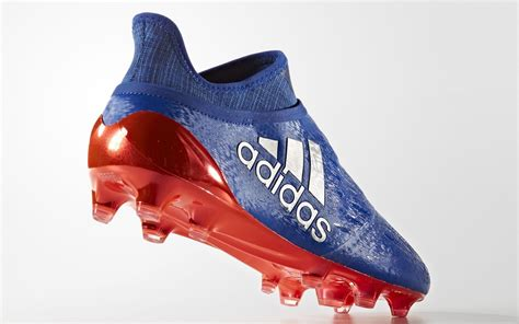 blue adidas x 16 purechaos 2016 2017 boots released footy headlines