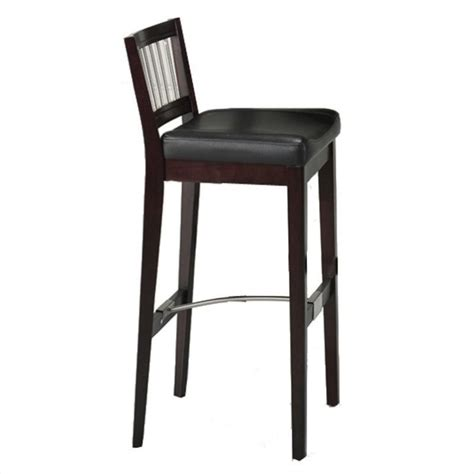 Furniture Bar Stools by Home Styles Furniture W Metal Stretcher Cherry Bar Stool