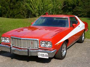 Ford Gran Torino Starsky And Hutch For Sale Ford Gran Torino Starsky Et Hutch A Vendre