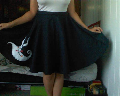 zero nightmare before christmas sewing pattern zero poodle skirt sewing projects burdastyle com
