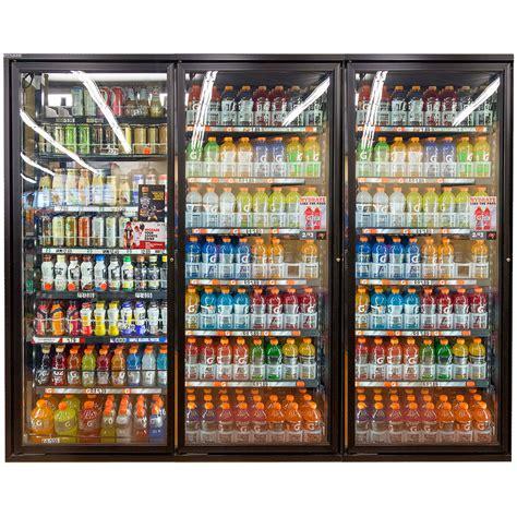glass door walk in cooler shelf styleline cl2672 nt classic plus 26 quot x 72 quot walk in cooler