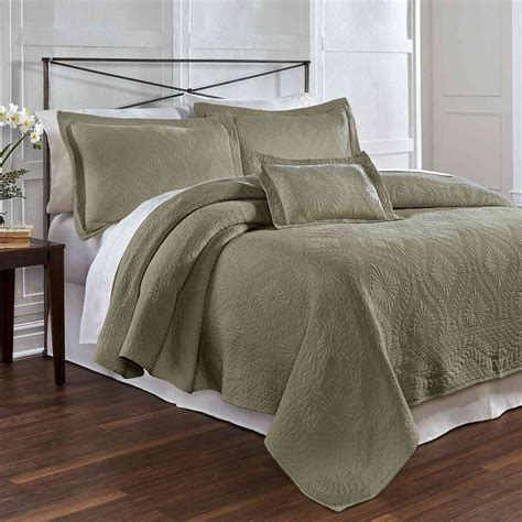 coverlet sham traditions linens bedding suzi matelasse coverlet and shams