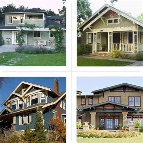 craftsman style paint colors exterior showing architectural assets paint color ideas for