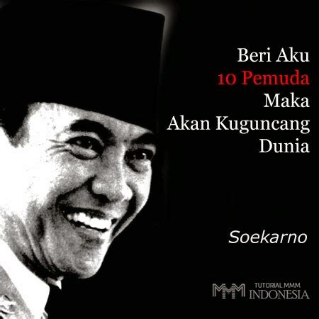 tutorial làm quotes quotes soekarno tutorial mmm indonesia