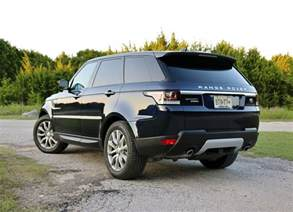 range rover sport test drive 2017 land rover range rover sport hse td6 test drive
