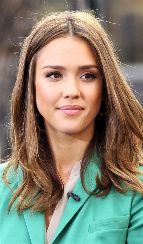 nose hair color jessica alba nose jobs and makeup on pinterest