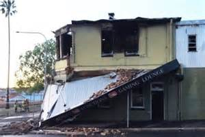 Roe Tavern Suspicious Destroys Mill Tavern In Toowoomba