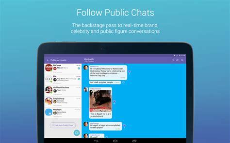 messenger 7 apk viber messenger 7 9 4 11 apk android communication apps