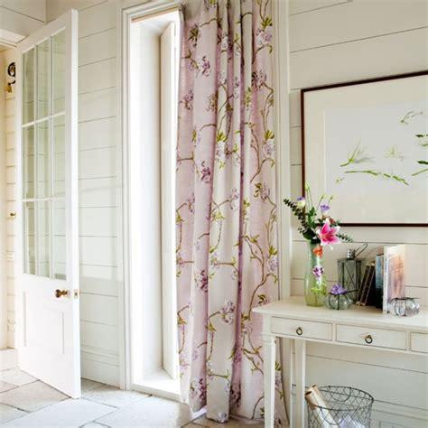 gardinen flurfenster hallway window decorating ideas image housetohome co uk