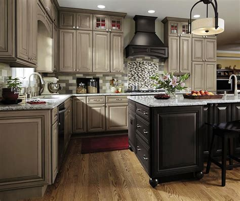 Kitchen Design Color Schemes by Gray Kitchen Cabinets Decora Cabinetry