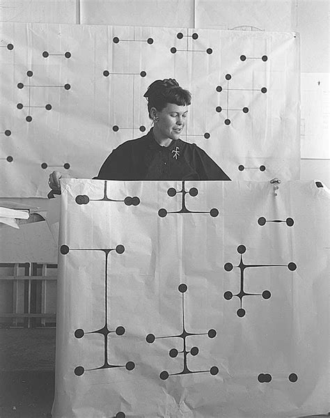 dot pattern eames biography the work of charles and ray eames a legacy of