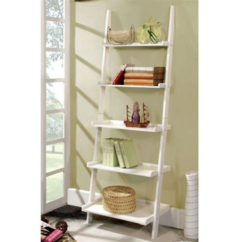 shelf ladder bookcase best 22 leaning ladder bookshelf and bookcase collection