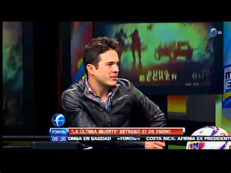 Tv Kuno entrevista a kuno becker 25 de enero de 2012