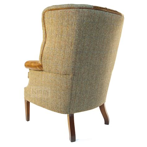 Tetrad Chairs by Tetrad Upholstery Harris Tweed Mackenzie Chair