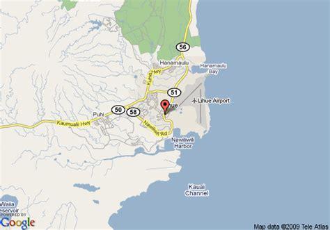 kauai resort map marriott kauai resort and club lihue deals see
