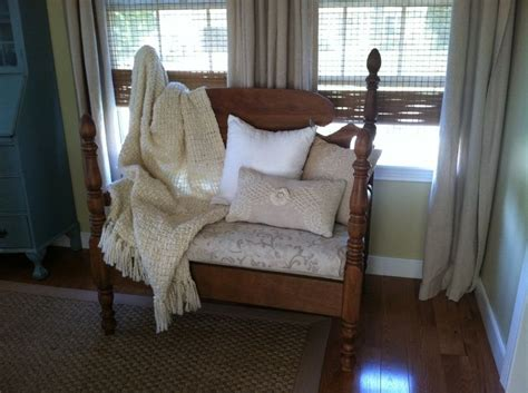 bench made from bed best 25 bed frame bench ideas on pinterest headboard