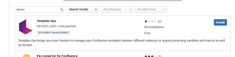 Import Export Di Template Confluence Test Confluence Test Template