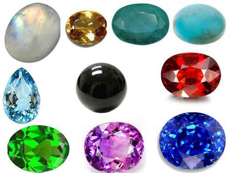 gemstone color meanings gemstone meanings