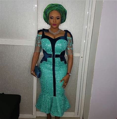 latest short ankara gown 15 stylish lace short gown styles for chic ankara