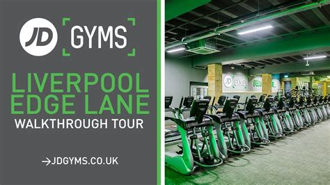 jd gyms liverpool edge lane walkthrough  youtube
