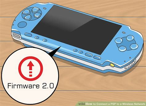 Switch On Psp how to connect a psp to a wireless network with pictures