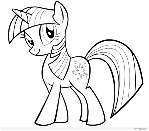 35 My Little Pony Coloring Pages Timykids My Pony Coloring Pages Princess Twilight Sparkle Alicorn Printable