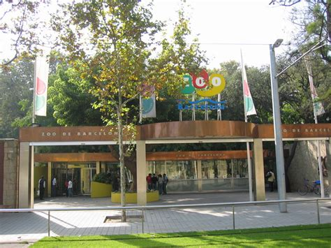 barcelona zoo barcelona