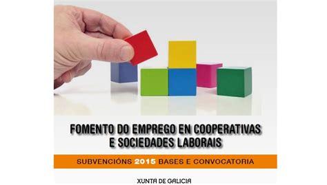 convocatoria de ayudas y bases para el fomento de la convocatoria de ayudas para cooperativas y promoci 243 n del