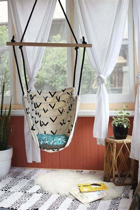 How To Hang A Hammock Chair Indoors by 15 Of The Most Beautiful Indoor Hammock Beds Decor Ideas
