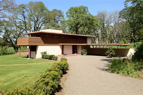 Frank Lloyd Wright Prairie Style House Plans by Frank Lloyd Wright Home Designs Ftempo