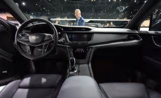 Cadillac At5 Cadillac Xt5 Vs Cadillac Srx Comparison Gm Authority