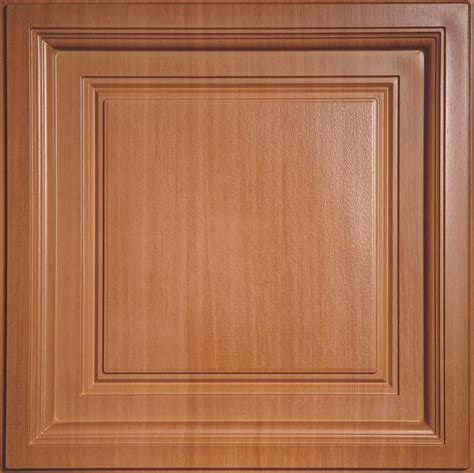 Wood Ceiling Tiles Ceilume Launches Decorative Collection Of Faux Wood