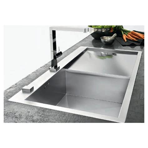 Frank Evier by Evier Ppx211 Planar Inox Franke