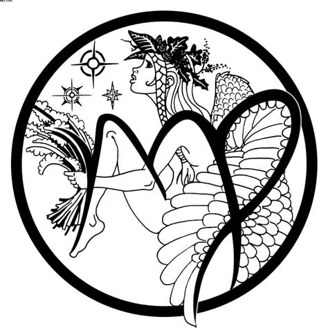 virgo zodiac symbol tattoo design 35 best virgo designs