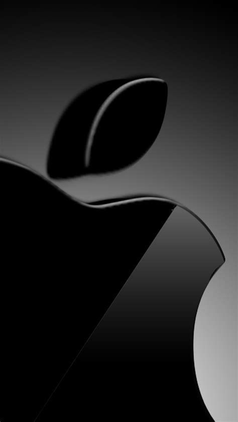 wallpaper black iphone 4 iphone black wallpapers hd wallpapersafari