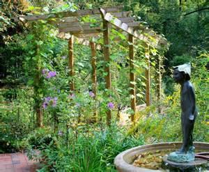 Outdoor Arbors And Trellises 25 Charming Garden Trellises And Arbors Garden Club