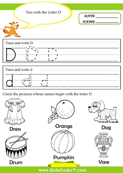 worksheets for preschoolers letter d free coloring pages of letter d worksheet