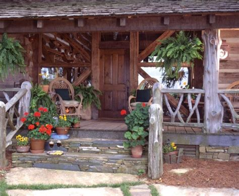 log cabin front porch swing log cabin love pinterest 17 best images about porches patio s decks on pinterest