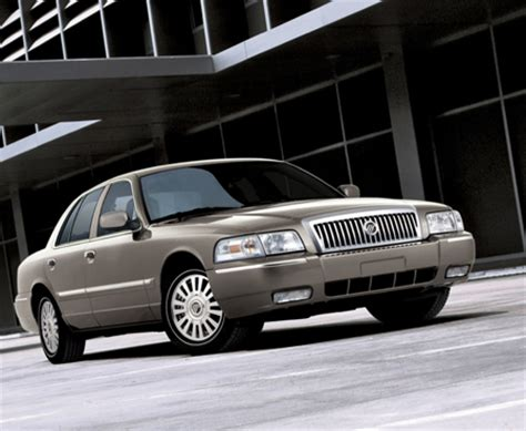 mercury grand marquis review the truth about cars