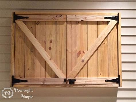 how to build an outdoor tv cabinet downright simple outdoor tv cabinet
