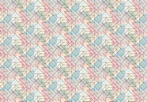 geometric pattern brush geometric outline brush pattern download free vector art