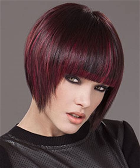 full face graduated bob haircut pictures graduated bob hairstyle with full bangs
