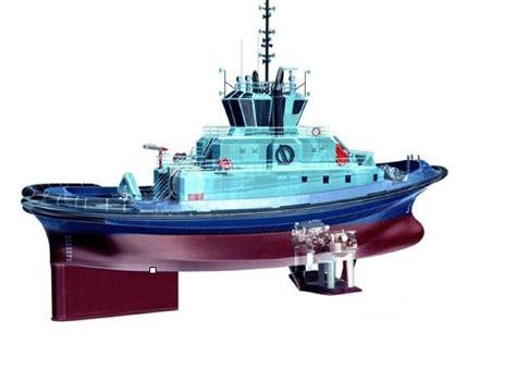tug boat propulsion types germany 70 ton bollard pull tug gets voith propulsion