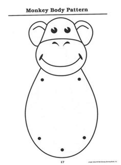 paper bag monkey puppet pattern lion mask craft for kids made out of a paper plate and a