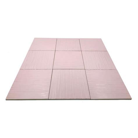 piastrelle parete piastrella da rivestimento parete rosa 20x20 di terza