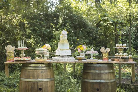 Rustic Garden Wedding Ideas Rustic Garden Inspired Wedding It S Whimsical With A