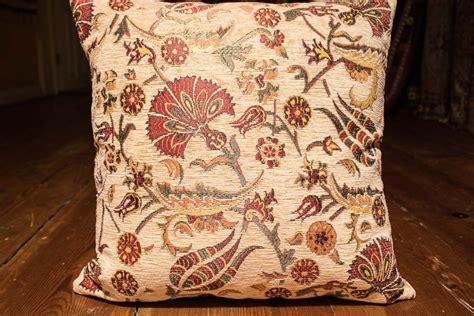small turkish ottoman cushion cover