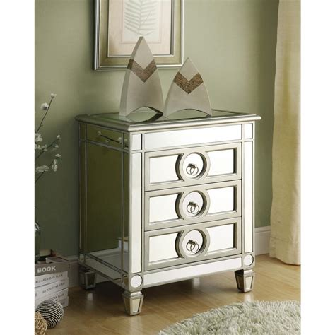 Storage Console Table Donnieann Conrad Birch Storage Console Table 505870 The Home Depot
