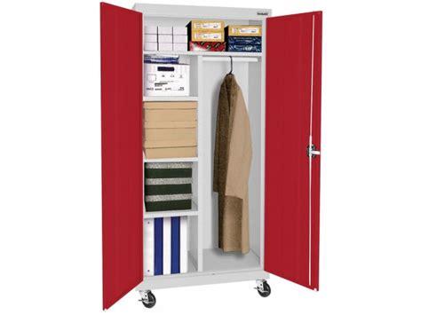 Mobile Wardrobe Cabinet by Preschool Educational Edge Furniture Preschool Furniture